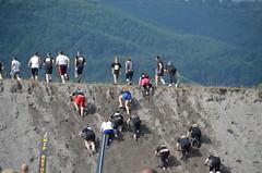 Sand Blaster 5K Extreme Fun Run 2013 (Clay1976) Tags: race wa warrior tough kalama obstacle 5k mudder