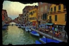 Venedig July 2013 (gerdpio) Tags: italien venice canal grande italia venezia venedig lagunenstadt uploaded:by=flickrmobile flickriosapp:filter=nofilter