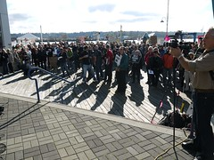 It's time to take back our port rally, Oct 27, 2013, New Westminster Quay (brent_granby) Tags: vancouver port julian kevin jamie metro action dr s peter change mp taking climate voters newwestminster mcevoy bhurji washbrook nocoal paulawilliams findonnelly tsleilwaututhfirstnation kidsforclimateaction sliammonfirstnation takaiyablaney portofmetrovan communitiesandcoal ruebengeorge samharrision pargat