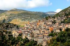 Saorge (papy06200) Tags: montagne alpesmaritimes oldvillage ruby3 saorge provencealpescôtedazur vieuxvillage villagedesalpesmaritimes