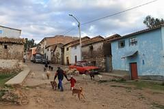 Street scene, Vilcashuaman