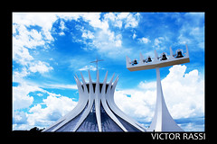 Catedral (victorrassicece 2 millions views) Tags: cidade canon américa catedral paisagem urbano brasilia distritofederal colorida américadosul paisagemurbana 20x30 2013 rebelxti canoneosdigitalrebelxti cidadebrasileira canonefs1855mmf3556is
