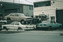 (s.anchovy) Tags: classic cars coburg magic australia melbourne victoria lantern hq lc ml premier hx hdr v8 hz holden torana magiclantern kingswood xu1