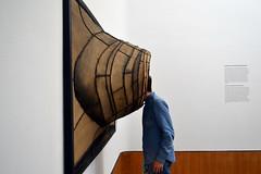 (luanpc) Tags: art netherlands skyline museum rotterdam modernart nederland mirrors dali salvadordali boijmans infinite erasmusbrug bagelsandbeans erasmusbridge cubehouses boijmansvanbeuningen skylinerotterdam