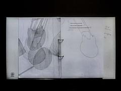 "Continuation of Drawing ""MultipleShadowGeometryIntersectionsOverlappings - Set Theory - Desk Lamp Shadows ~ Fortsetzung ""Variations ~ Probe Woyzeck Fortsetzung ""SchattenMultiplikationsGeometrieSchnittmengen-Schreibtischlampe - Mengenlehre"" 2013 (hedbavny) Tags: vienna wien shadow selfportrait net pencil work studio austria lampe sketch österreich outsiderart drawing geometry kunst web diary sketchbook line intersection woven arbeit weaving schatten psychiatrie tagebuch selbstportrait impression fool bleistift netz tomwaits profession mappe handwerk atelier gewebe narr zeichnung geometrie künstler netzwerk workingroom narrenturm werkstatt robertwilson mathematik gugelhupf overlapping strich woyzeck skizze offen arbeitsraum weben skizzenbuch gugging georgbüchner souffleuse überlagerung irr prompter settheory kreuzen schnittmenge mengenlehre textbuch hedbavny abesseadesse ingridhedbavny"