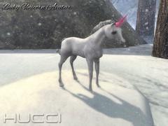 Hucci Arcade Preview (Eboni Khan) Tags: baby december avatar unicorn aracde 2013 hucci