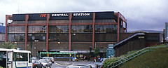 Belfast - Central Station Detail