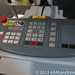 Rapiscan x-ray machine operator controls