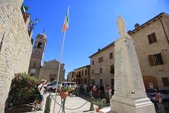 Monte San Martino day one