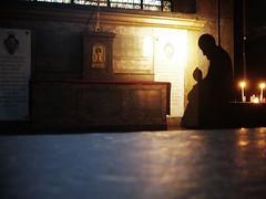 Preghiera (Gastone Mappini) Tags: paris france church prayer eglise saintsulpice preghiera priere gastone gastonemappini mappini