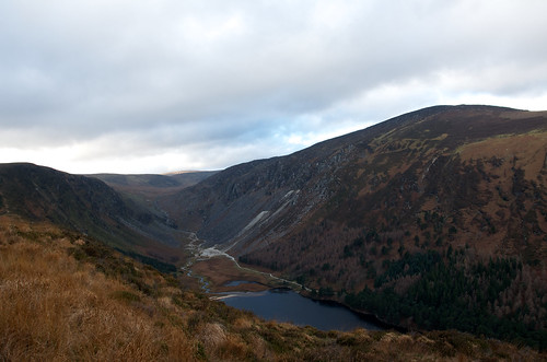Glendalough - white trail ©  Still ePsiLoN