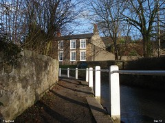 The Ford Dec 2013 (Paul Thackray) Tags: ford mainstreet yorkshire footpath thorner millbeck 2013