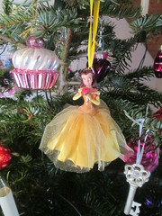 Impressions of my christmas tree (SnowBite) Tags: christmas beauty disney ornaments beast the