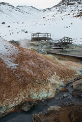 Seltn I (Guruinn) Tags: winter hot iceland geothermal reykjanes hver kleifarvatn krsuvk seltn hverasvi jarvarmi