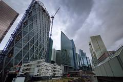 Paris La Défense (-pieton-) Tags: paris france architecture skyscraper la défense