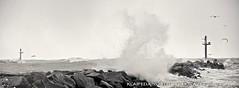 Winter Storm 'Xaver' Batters Northern Europe (Antanas Razmas Photography) Tags: winter photo nikon december wind nikkor strom klaipeda lithuania xaver 2013 nikond3s antanasrazmas winterstormxaverbattersnortherneurope