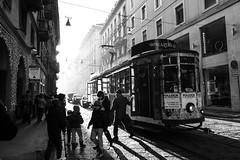 pollok tram (el_mo) Tags: