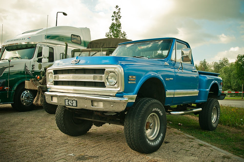 Chevrolet C10 Pick-up 1972 - BE-42-38