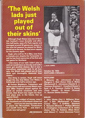 Scotland vs Wales - 1985 - Page 27 (The Sky Strikers) Tags: get wales scotland some we kind terrible nonsense debut surname based hughs gubbed