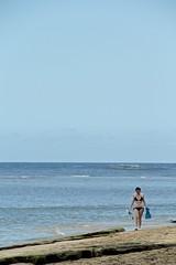 Ke'e Beach (social.crushduo) Tags: ocean beach snorkel kauai kee keebeach snorkelbobs lulifama
