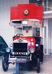 "LGOC  B43 ""Ole Bill""   Imperial War Museum  03/10/03. (Ledlon89) Tags: bus london general transport londonbus imperialwarmuseum aec lgoc alltypesoftransport"
