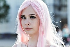 Fluttershy (Nasty P.) Tags: pink girl friendship little cosplay moscow magic pony fluttershy dreamflash