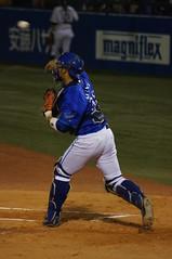 DSC06359 (shi.k) Tags: 神宮球場 横浜ベイスターズ 140516 嶺井博希 イースタンリーグ
