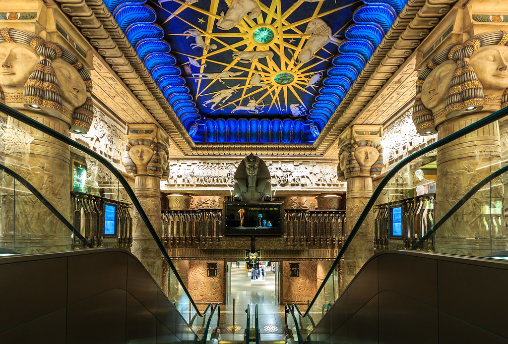 The World\'s most recently posted photos of escalator and harrods ...