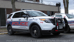 Cornwall Community Police Service (ON) (policecanada.ca) Tags: ford cornwall police utility 01 interceptor