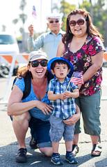 Santa Monica 4th of July Parade (snakama) Tags: california unitedstates santamonica