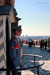 Praga, República Checa (pattvh) Tags: praga holanda castillo seguridad guardia guarda republicacheca guardiándelcastillo