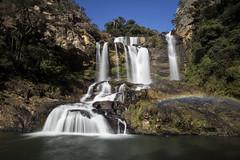 Argenita Waterfalls (Cachoeira da Argenita) (Fabio Rage) Tags: rio climb minas gerais rage fabio da cerrado serra sao cachoeira joao araxa bocaina ibia argenita