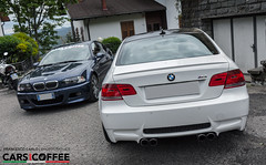 Generations (Francesco Carlo | Automotive Photographer) Tags: blue white cars canon eos is amazing shot image gorgeous picture bmw motor 28 manual usm af generations m3 epic cofee mille miglia 1755 ultrasonic stabilizer 650d raticosa fcarphoto