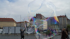 Dresden Giant Bubble