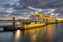 MV Boudicca (Jeffpmcdonald) Tags: uk liverpool cruiseship rivermersey cruiselinerterminal fredolsenline nikond7000 jeffpmcdonald msboudicca june2014