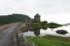 Eilean Donan and the Highlands, Scotland, June 2014