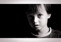 My boy (Sylvain_Latouche) Tags: boy blackandwhite eye look nikon ambientlight alix d800 sylvainlatouche nikkor70200mmf28vrii