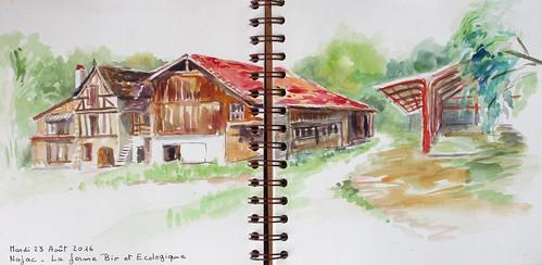 Najac N°3; Aveyron