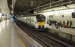 In service (NIGHTSHIFTWORKER) Tags: 700104 class700 stpancras thameslink