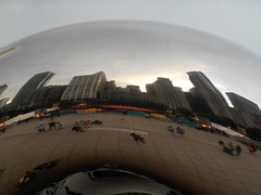 Cloud Gate (KrzyJab) Tags: chicago usa illinois cloudgate