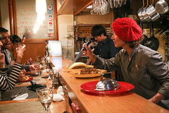 IMG_1020 (Jeff Amador) Tags: kyoto japan pontocho kichikichi kichi omurice omelette food