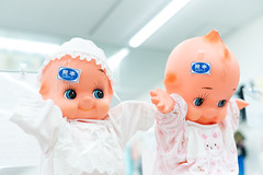 Babies (Yuta Ohashi LTX) Tags: babies baby 赤ちゃん sample doll 人形 見本