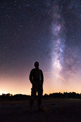 Astro-Selfie (jlstein339) Tags: sony rx100iv cybershot pointnshoot portrait portraiture selfportrait me jrtc stars astrophotography skyscape outdoors night nebula