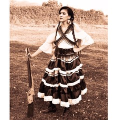 Chalome IGP (maiagonzalez1) Tags: folklorico folklore folklor folk mexico mexican dance dancing balletfolklorico canon people dancers dancer culture tradition cultural mexicano california centralvalley selma igp irenegonzalezproject revolucion revolution guns ammobelt costumes mexicanrevolution outdoor reedley pose sepia duf danzatesunidos 2015 duf2015 allrightsreserved copyright 8bit