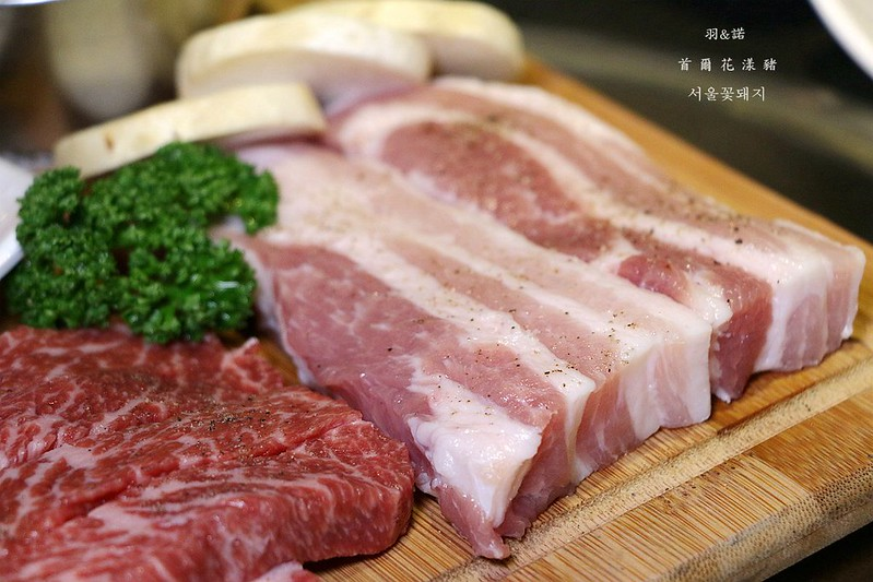 首爾花漾豬士林韓式料理041