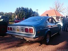 Mazda 929 S Hardtop 1977 (66-PJ-52) (MilanWH) Tags: boekelo oudevoertuigendag oldtimerdag mazda 929 coupé hardtop 1977 66pj52