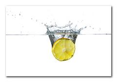 Splashing Citrus (PhotoChampions) Tags: weisser hintergrund citrus lemon splash splashing fruit fruits water studio flash