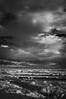 toward albuquerque (johngpt) Tags: fujifilmfinepixx100 cumulusmediocris cumulushumilis sandiamtns niksilverefex cumulus clouds