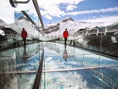 El Glacier Skywalk, la pasarela de cristal a 300 metros de altura [VDEO] (vgcouso) Tags: canada viaje video