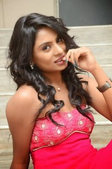 South Actress Deepika Das Hot in Pink Dress- Photos Set-6 (7)